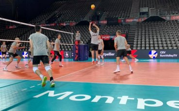 Всички 1/8-финални двойки на европейското по волейбол