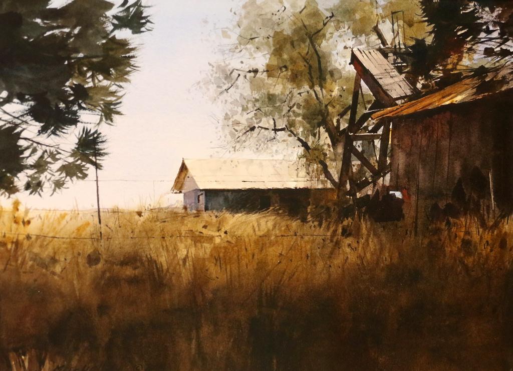 <p>&quot;Селски запад&quot; от Дийн Л. Мичъл, САЩ</p>