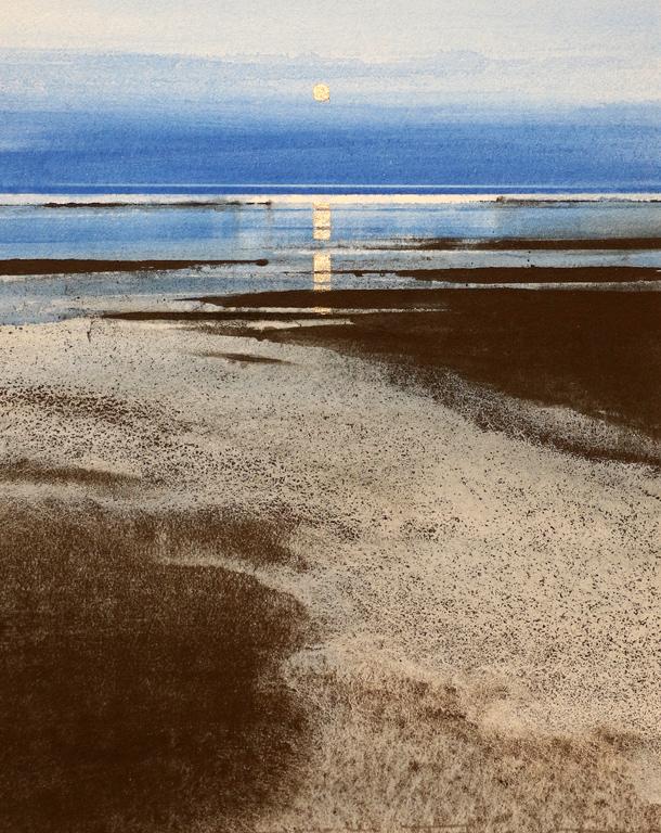 <p>&quot;Синя луна&quot; от Наоми Тайдман, Великобритания</p>