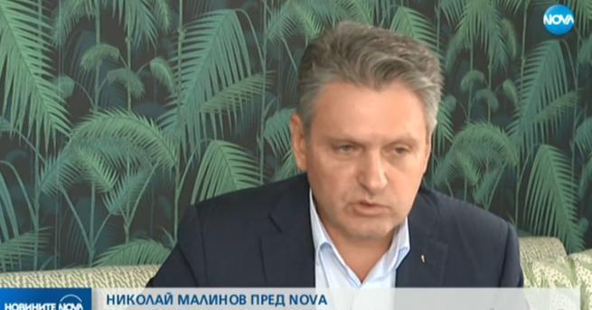 България Обвиненият в шпионаж Николай Малинов: Първи ми се обади