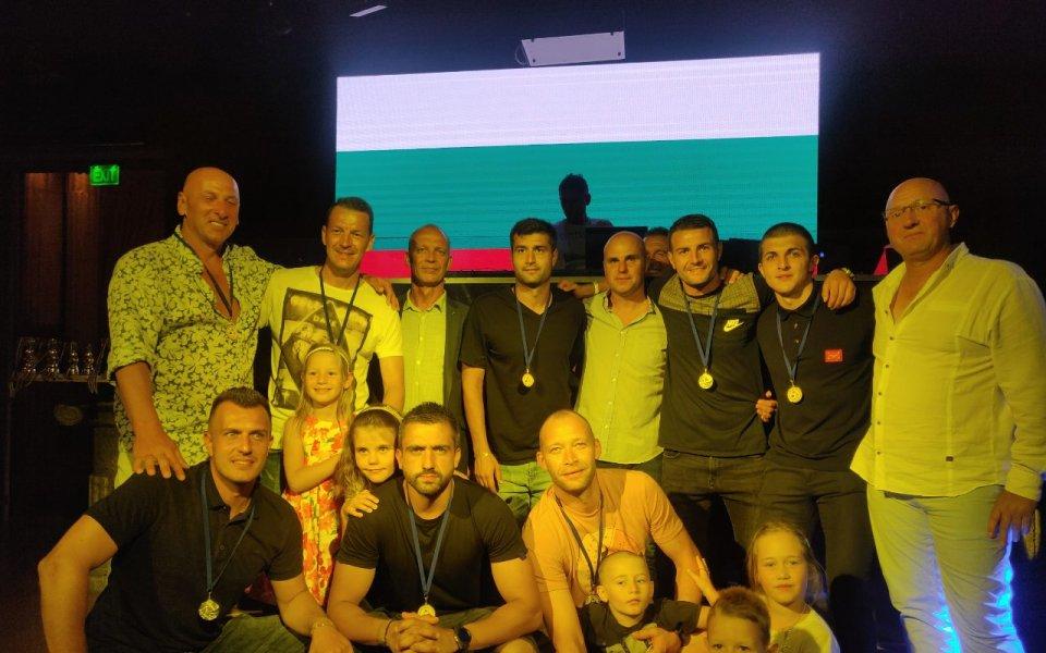 България спечели третото издание на Европейската купа по плажен футбол