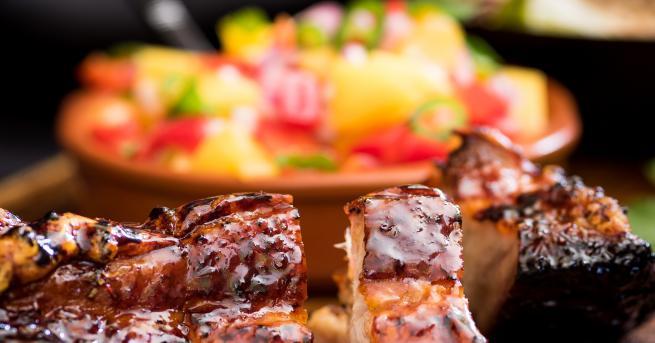 Любопитно Свинско филе в марината - вдъхновено от Гордън Рамзи