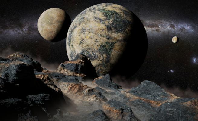 Планетата, на която откриха вода, не прилича на Земята