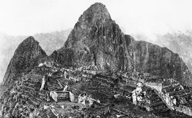 1911, Мачу Пикчу