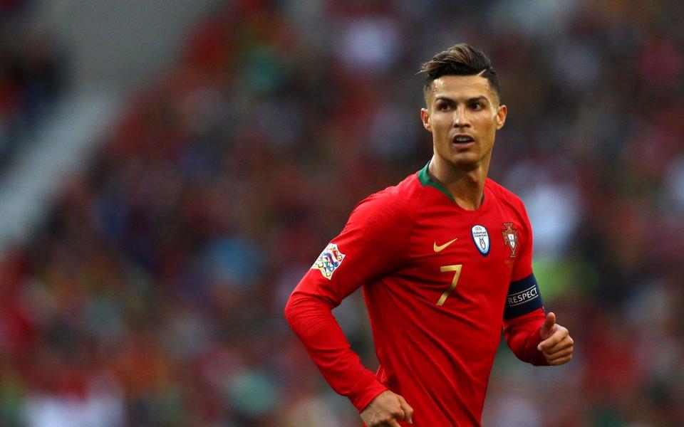 Петкратният носител на Златната топка Кристиано Роналдо подобри пореден рекорд