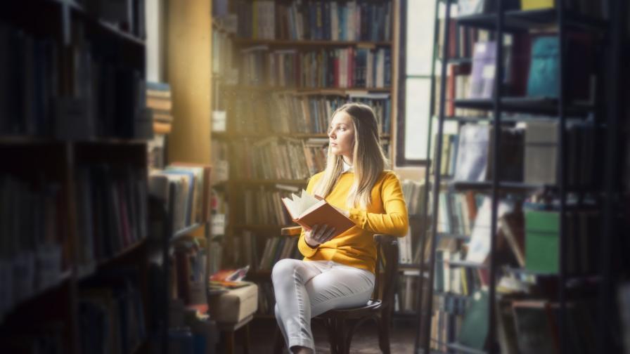 <p>Нещо, което <strong>не може да видите често</strong> в книжарница (СНИМКИ)</p>