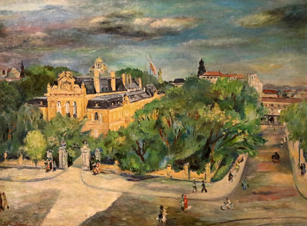 <p>Борис Иванов - Дворецът, 1942г.</p>