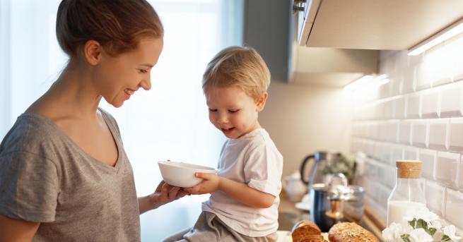 Любопитно Полезна и бърза закуска за бъдещи ученици - 3