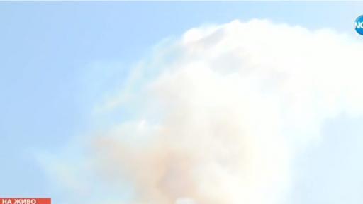 Пожар в детска градина, няма пострадали