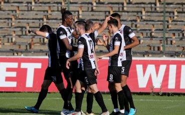 Локо Пловдив е най-ефективен от всички в efbet Лига