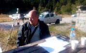 Продължава гасенето на пожара в Сухото езеро