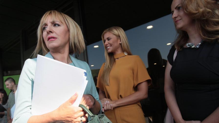 Националният съвет на БСП единодушно подкрепи Манолова