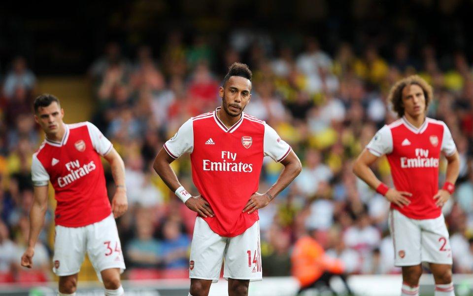 """Отборите на Уотфорд и Арсенал завършиха 2:2 на """"Викъридж Роуд"""""""