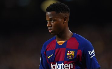 Суперталантът на Барселона е напълно готов за игра