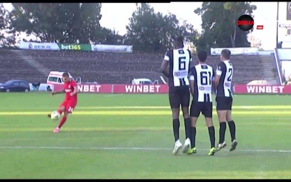 Локомотив Пловдив продължи да трупа победи в efbet Лига, но