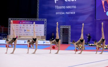 Пътят към Токио за гимнастичките