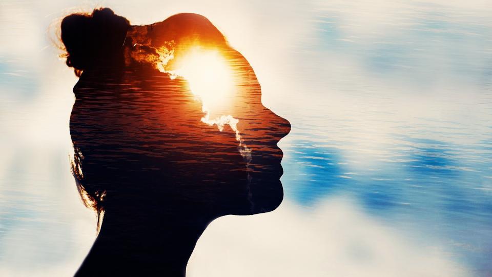 жена светлина мир
