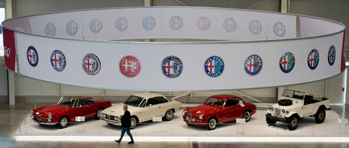 <p>На 19 септември музеят ще напише друга важна страница в своята история, посвещавайки я специално на Alfa Romeo.</p>