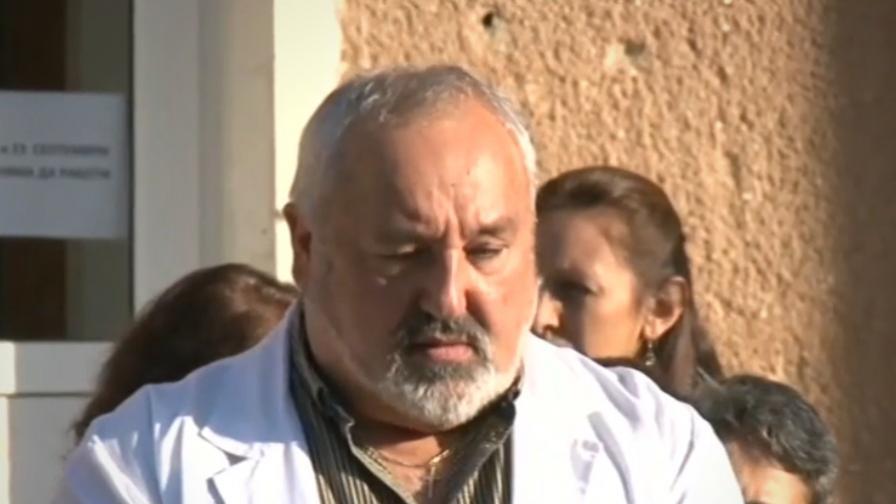 Ще пресъхне ли водата за болницата в Павел Баня