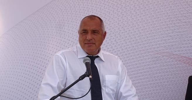 България Борисов: Отношенията ни с Русия не са влошени