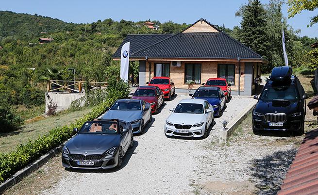 Z4 начело на баварската М & M Performance гама.