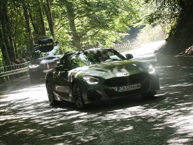 BMW Z4 M40i галерия