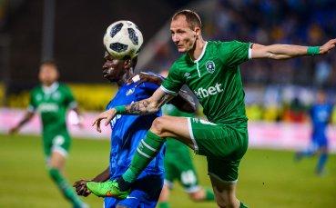 Антон Недялков за шансовете на Лудогорец в Лига Европа