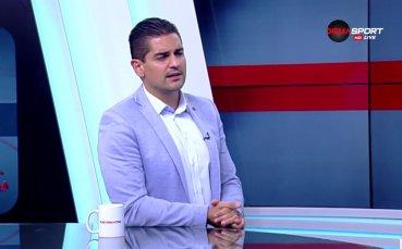 Адвокат Радостин Василев за трансферите във футбола у нас и в Европа
