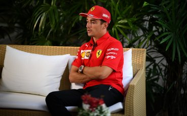 Льоклер: Не съм пилот №1 на Ферари