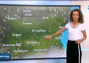 Прогноза за времето (19.09.2019 - централна емисия)