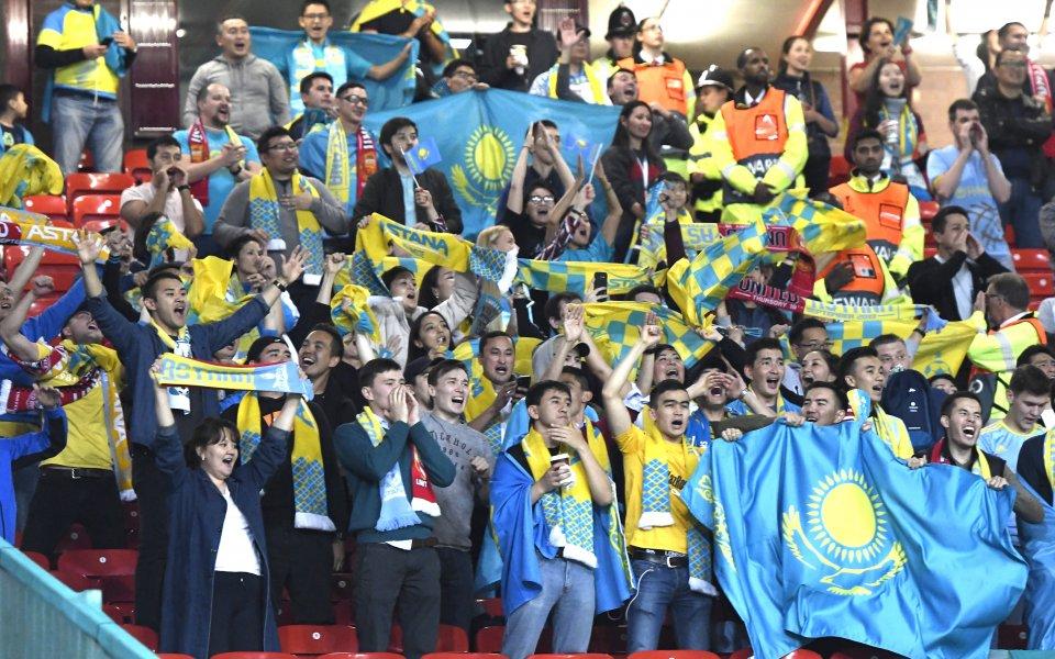 Бивш тим на Мъри Стоилов с шеста поредна титла в Казахстан