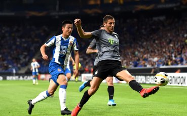Стихиен дуел в Барселона остави Лудогорец на върха в Лига Европа