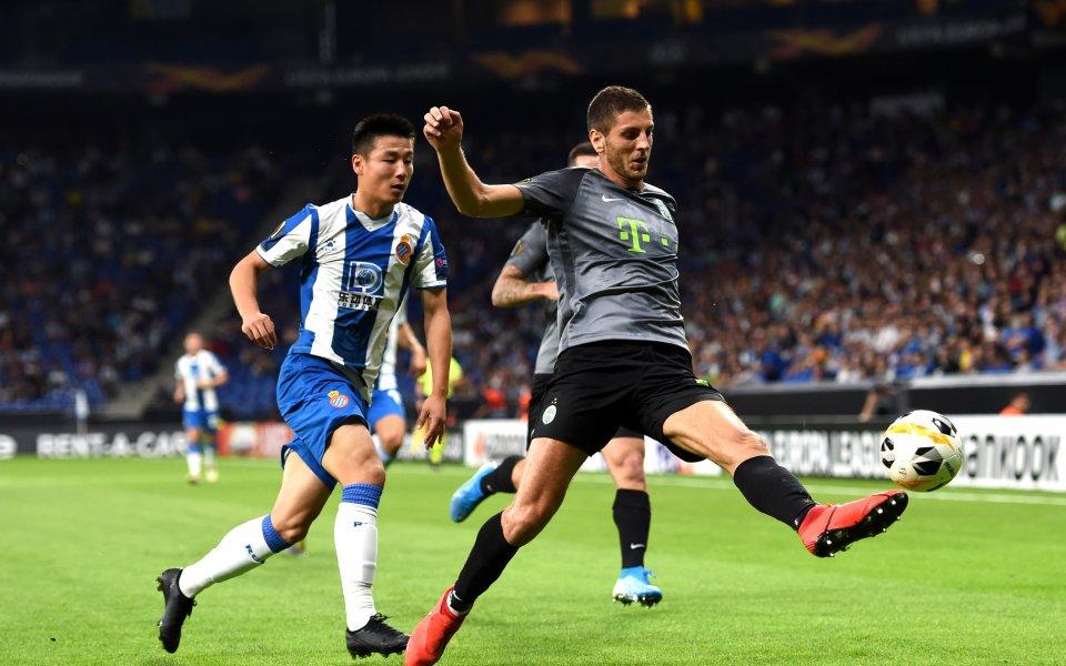 Отборите на Еспаньол и Ференцварош изиграха феноменален дебютен мач от