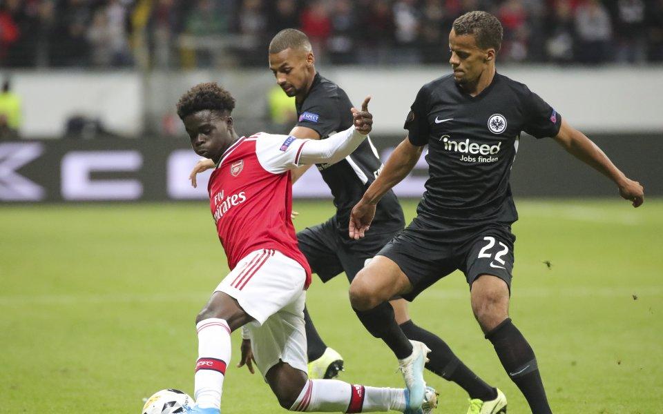 Тийнейджър от Арсенал сбъднал детската си мечта