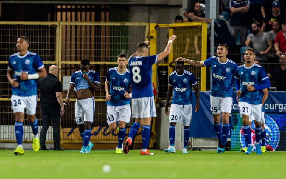 Страсбург победи у дома тима на Нант с 2:1 в