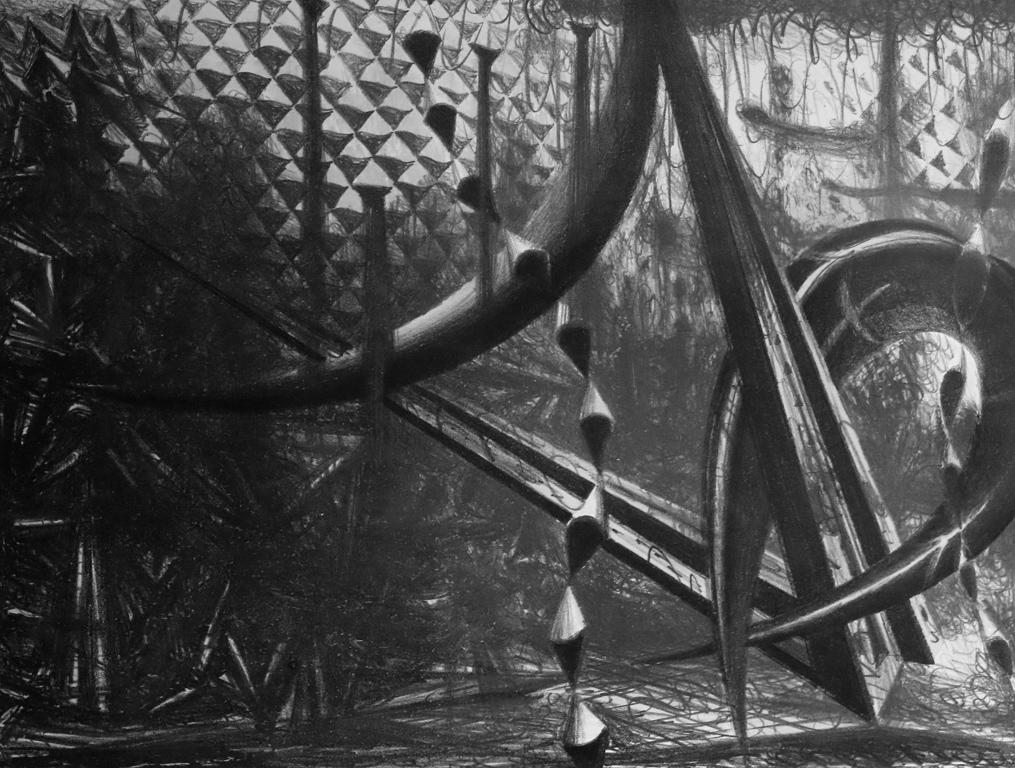 <p>Христо Кърджилов | Christo Kardjilov Магичен интериор 1 | Magical Interior литография I lithography</p>