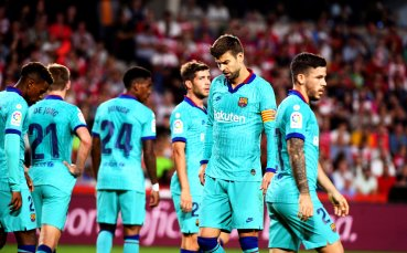 Барса с най-лошия си старт в Ла Лига от 1994 година насам