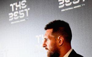 Лео Меси за първи път триумфира като The Best
