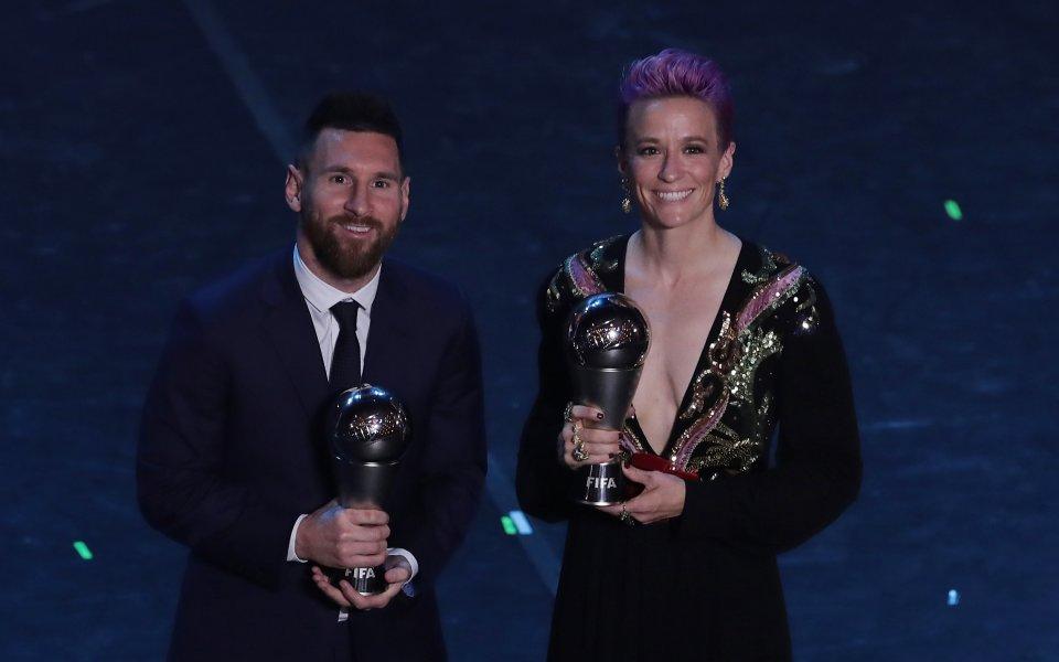 Звездата на Барселона Лионел Меси призна, че каталунците имат сериозни