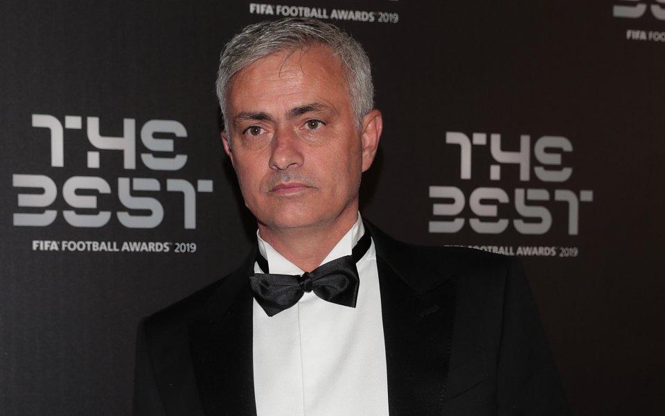 Бившият наставник на Челси и Манчестър Юнайтед Жозе Моуриньо е