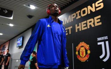 Бакари Саня: Погба ще се върне в Юве, няма да отиде в Реал