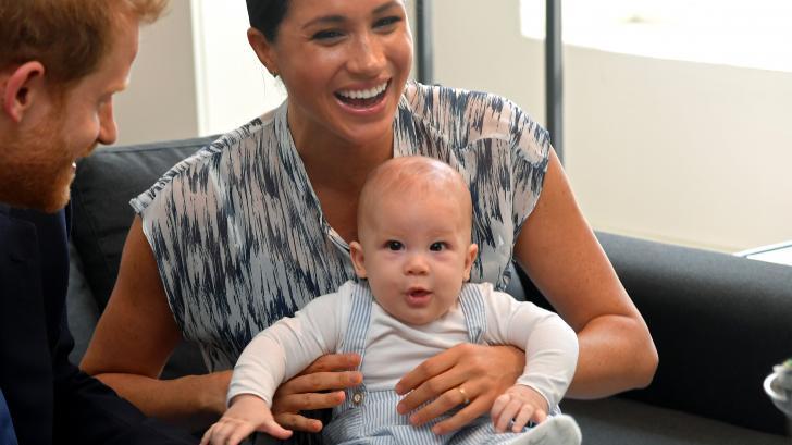Меган и Хари споделиха очарователен кадър за 2-рия рожден ден на Арчи