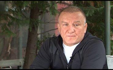 Симеон Щерев: България беше сила в борбата, сега ни няма на картата
