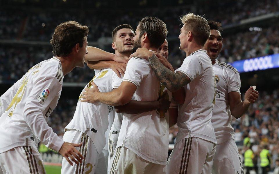 Зизу определи групата за дербито на Мадрид