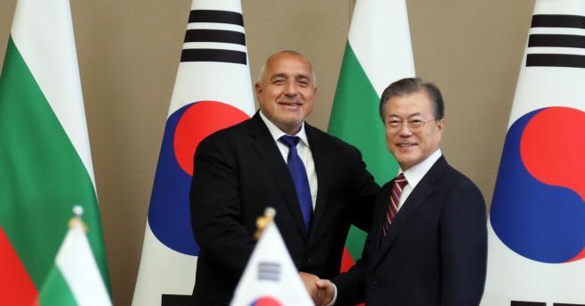 Свят Южна Корея ни предложи IT сътрудничество Южонкорейският президент и