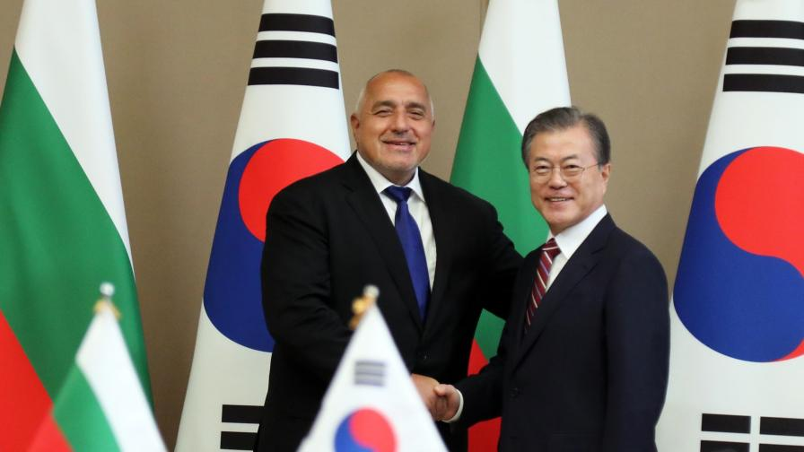 Южна Корея ни предложи IT сътрудничество