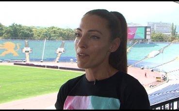 Ивет разкри защо няма да бяга на 100 м в Доха