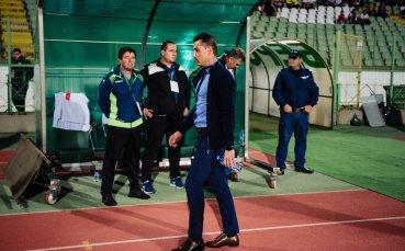 Томаш отсече: Берое е най-разпознаваемият отбор у нас