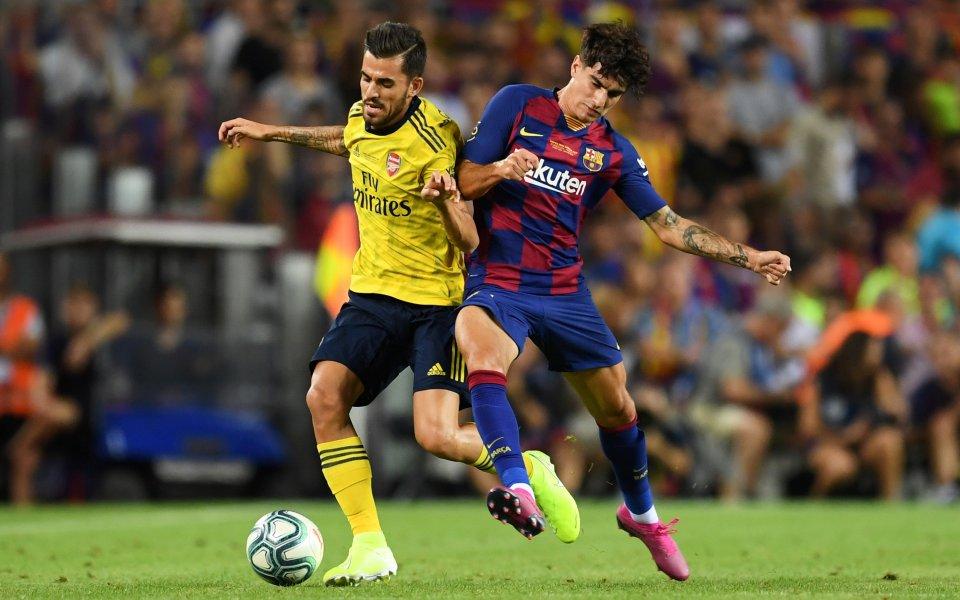Отглежда ли Барселона новия Меси в школата си? (видео)