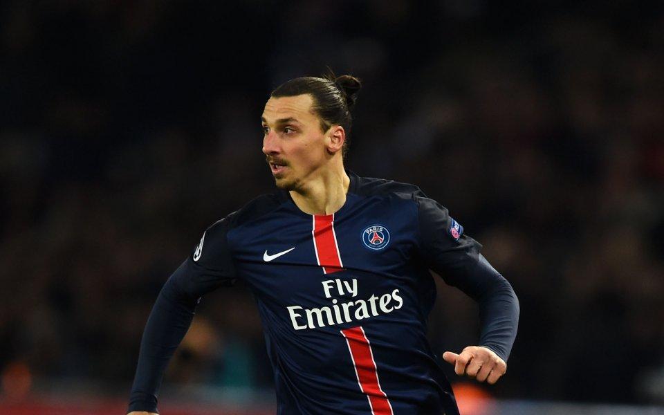 Капитанът на ПСЖ: Ибра напусна Милан заради мен